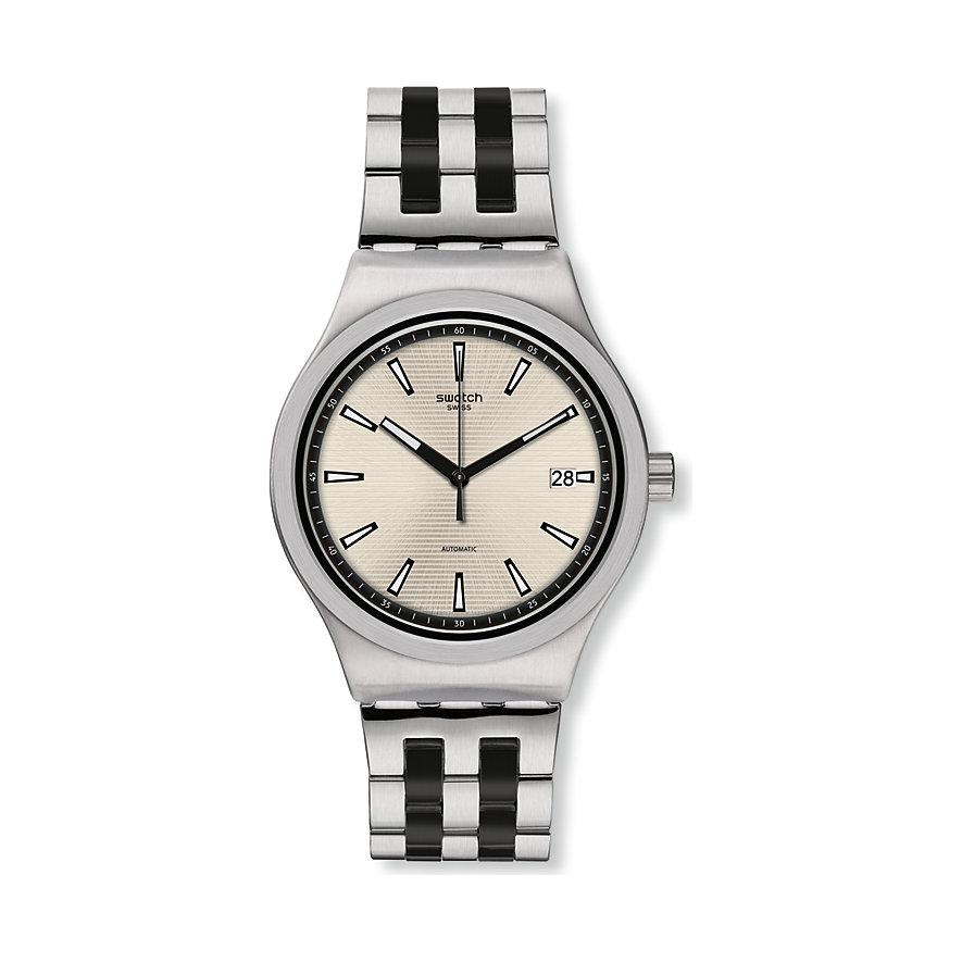 swatch-unisexuhr-sistem-silverline-yis424g, 199.50 EUR @ christ-de