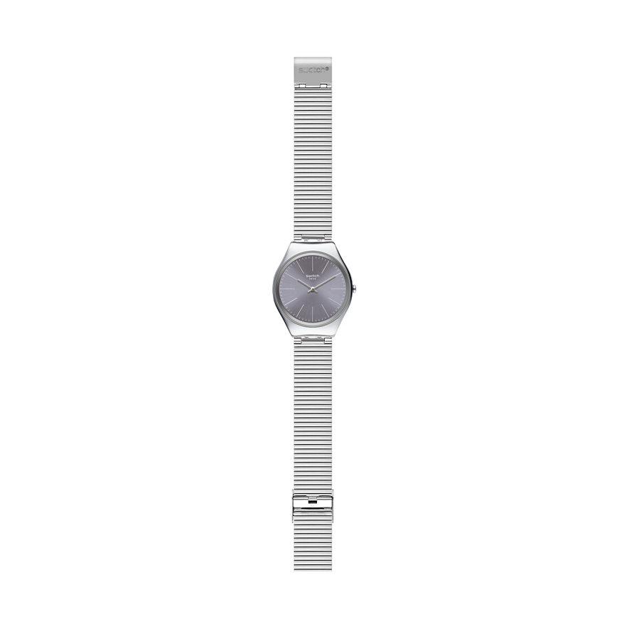 Swatch Unisexuhr Skinsteel SYXS123GG