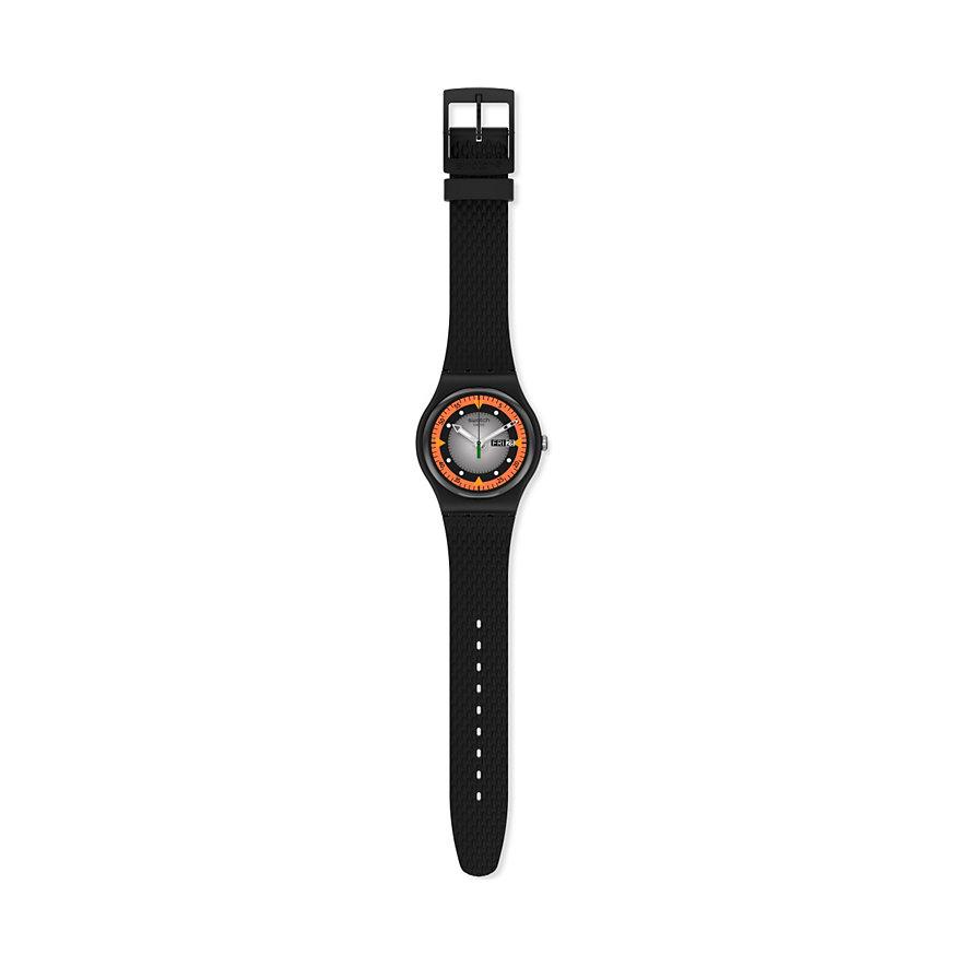 Swatch Unisexuhr SO29B701