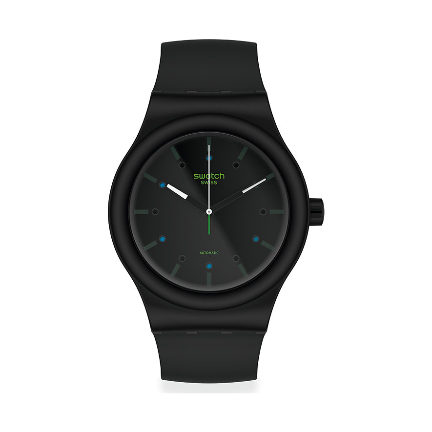 Swatch Unisexuhr SO30B400