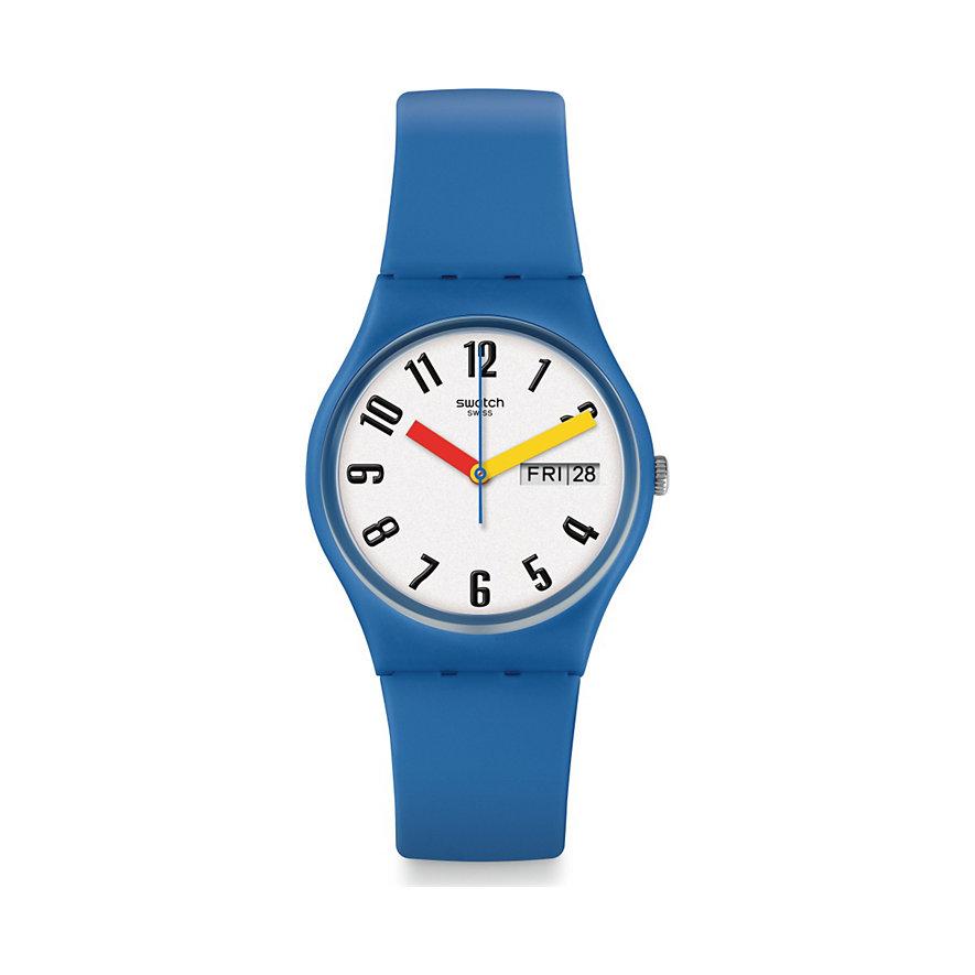 Swatch Unisexuhr Sobleu GS703