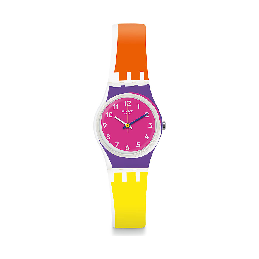 Swatch Unisexuhr Sun Through LW165