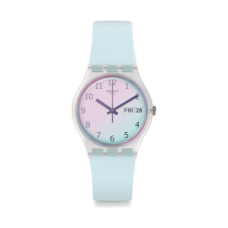 Swatch Unisexuhr Ultraciel GE713