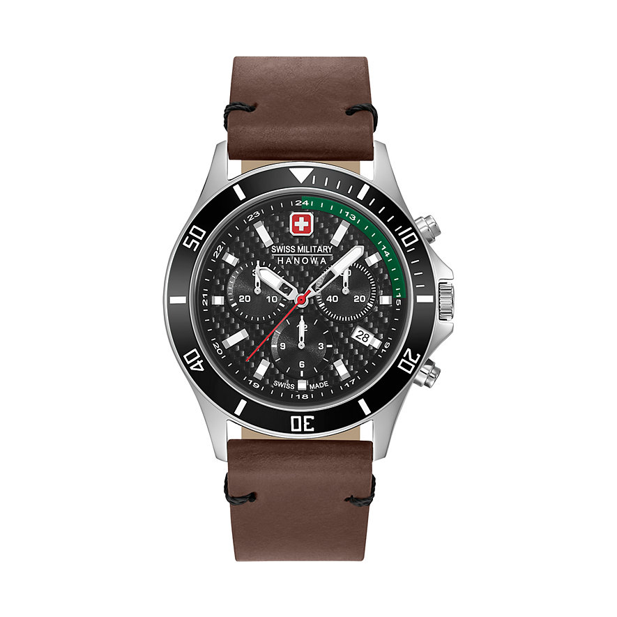 Swiss Military Hanowa Chronograph Flagship Racer Chrono 06-4337.04.007.06