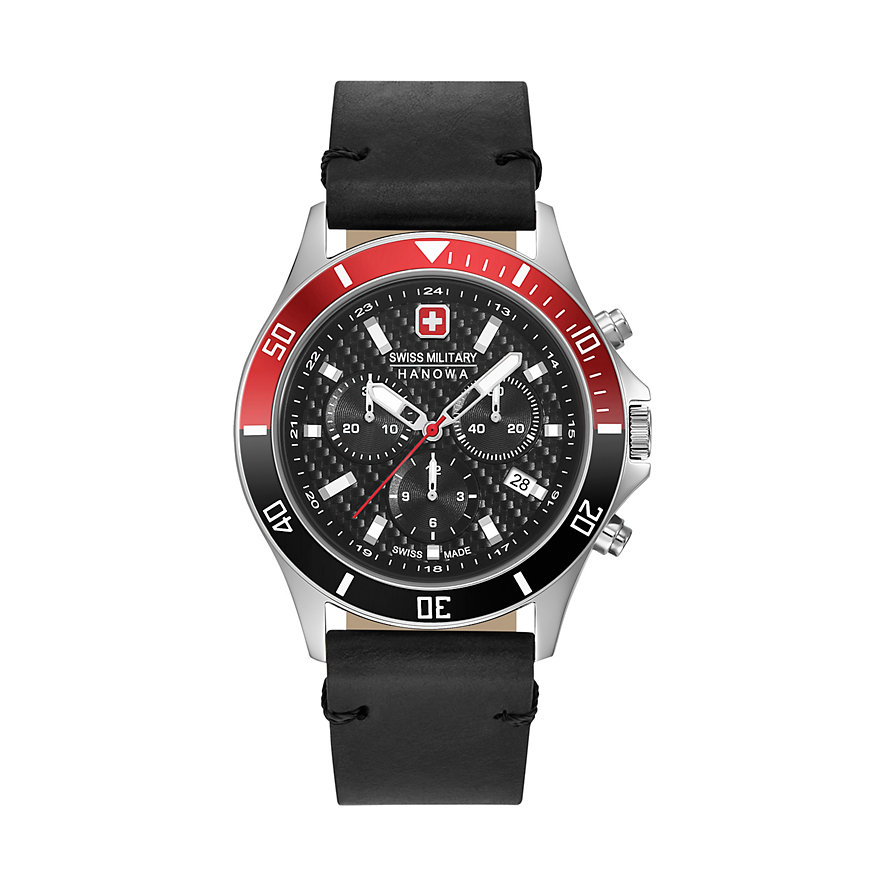 Swiss Military Hanowa Chronograph Flagship Racer Chrono 06-4337.04.007.36