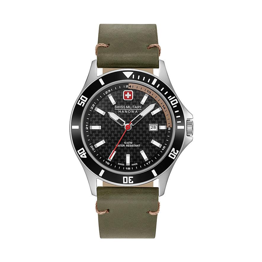 Swiss Military Hanowa Herrenuhr 06-4161.2.04.007.14