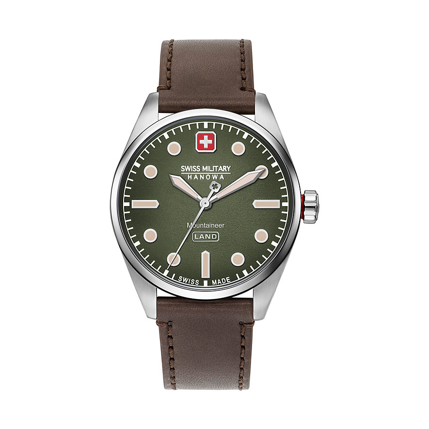Swiss Military Hanowa Herrenuhr 06-4345.7.04.006