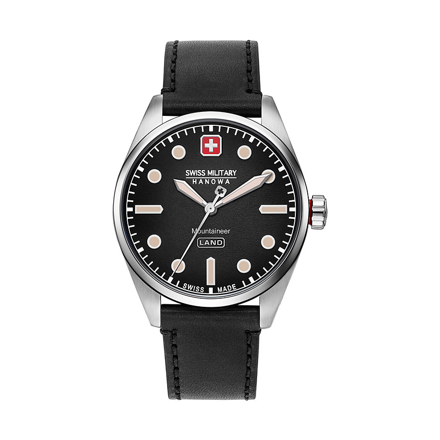 Swiss Military Hanowa Herrenuhr 06-4345.7.04.007