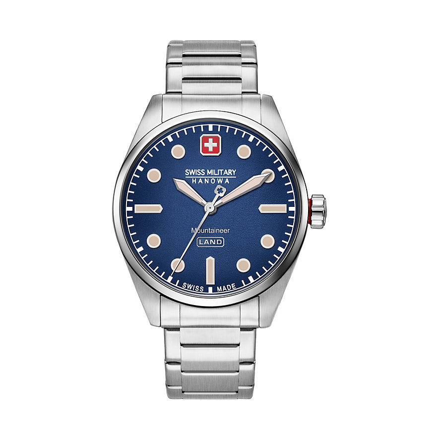 Swiss Military Hanowa Herrenuhr 06-5345.7.04.003