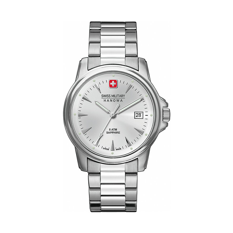 Swiss Military Hanowa Herrenuhr 06-7230.7.04.001.30