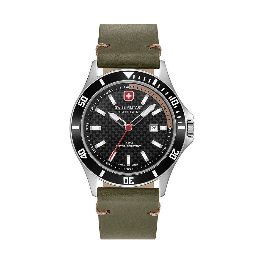 Swiss Military Hanowa Herrenuhr Flagship Racer 06-4161.2.04.007.14
