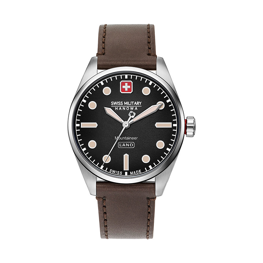 Swiss Military Hanowa Herrenuhr Mountaineer 06-4345.7.04.007.05