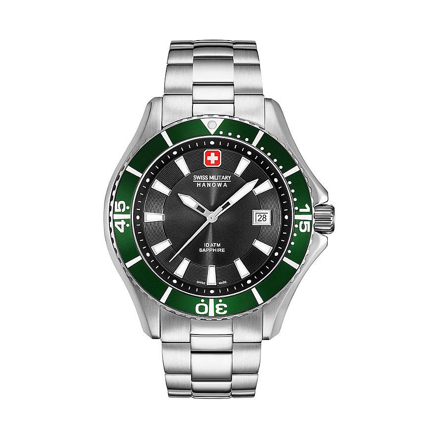 Swiss Military Hanowa Herrenuhr Nautila Gents 06-5296.04.007.06