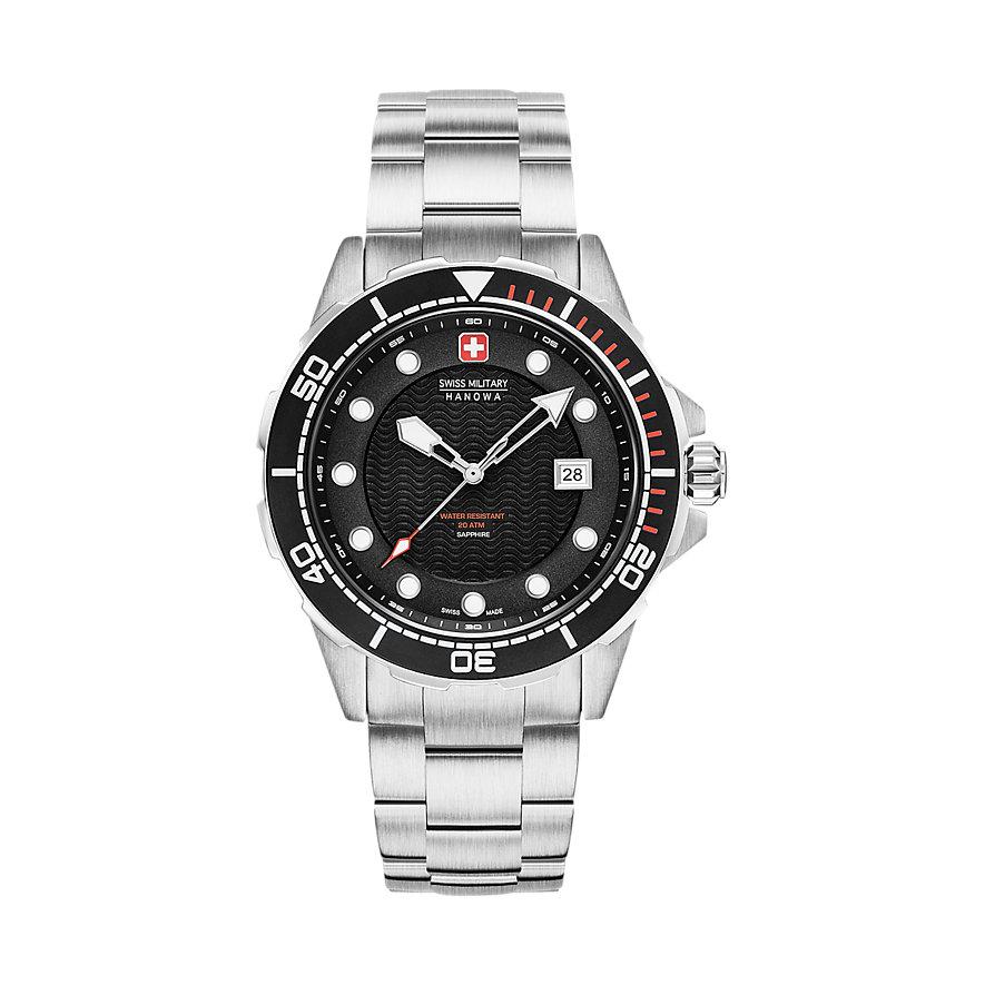 Swiss Military Hanowa Herrenuhr Neptune Diver 06-5315.04.007