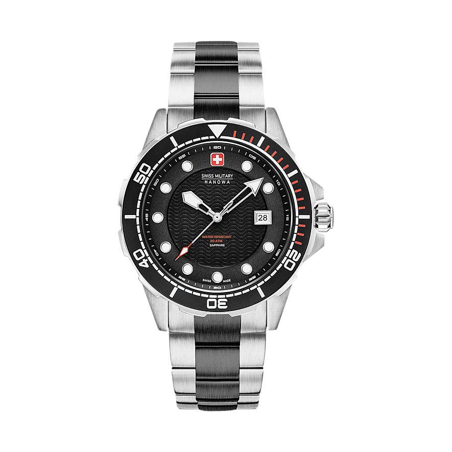 Swiss Military Hanowa Herrenuhr Neptune Diver 06-5315.33.007