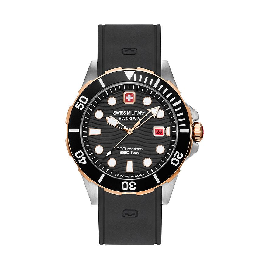 Swiss Military Hanowa Herrenuhr Offshore Diver 06-4338.12.007