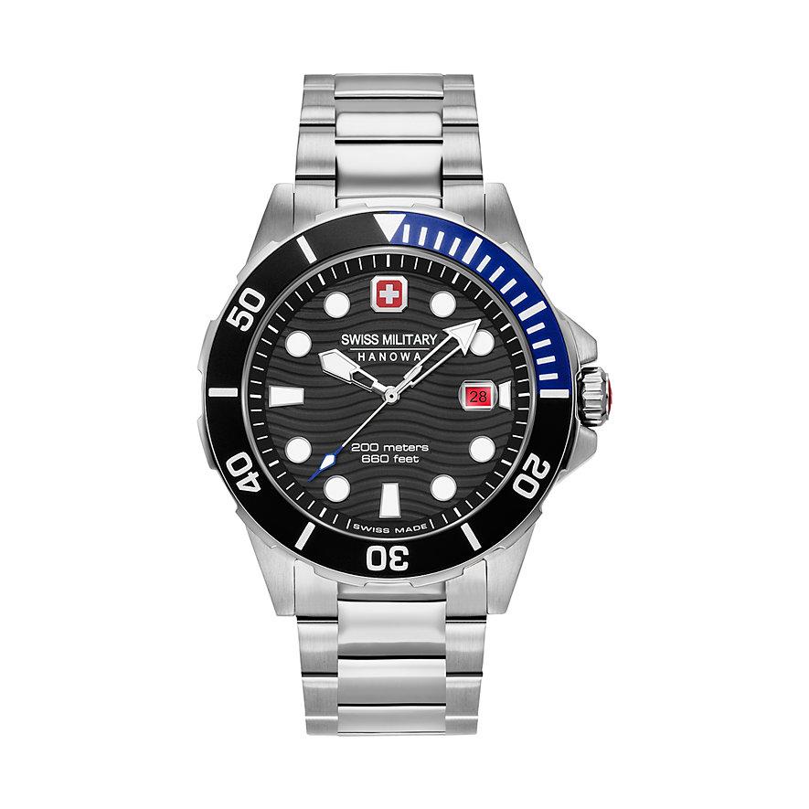Swiss Military Hanowa Herrenuhr Offshore Diver 06-5338.04.007.03