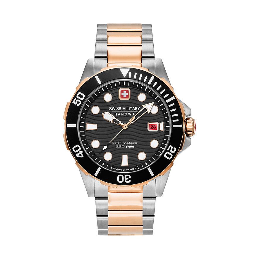 Swiss Military Hanowa Herrenuhr Offshore Diver 06-5338.12.007