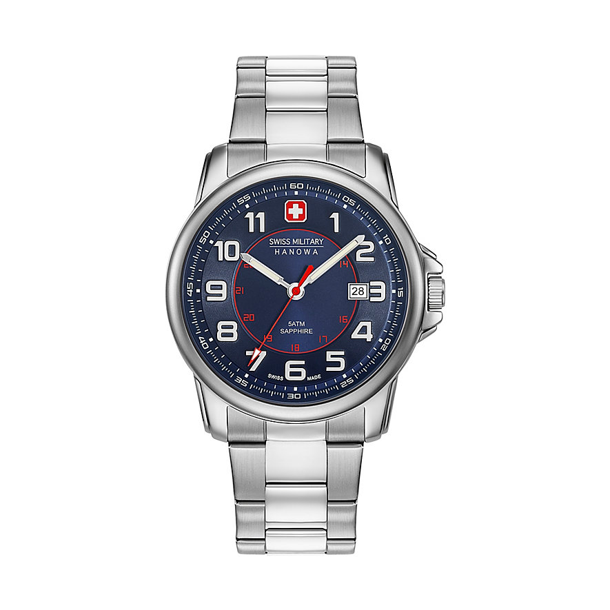 Swiss Military Hanowa Herrenuhr Swiss Grenadier 06-5330.04.003