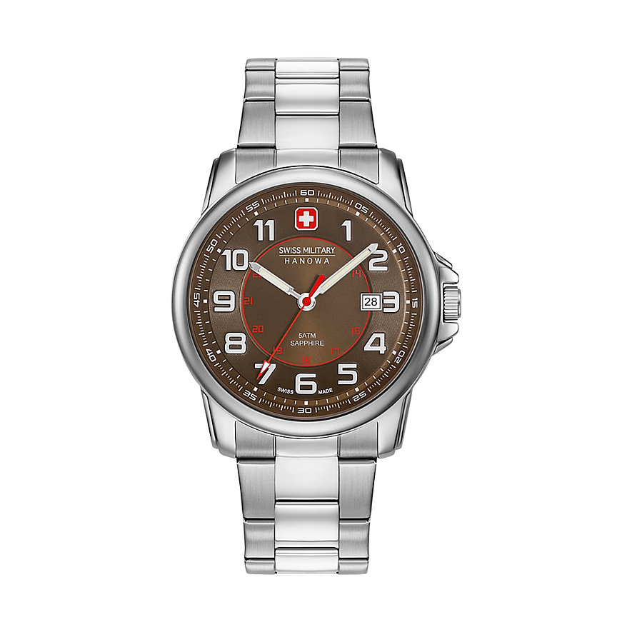 Swiss Military Hanowa Herrenuhr Swiss Grenadier 06-5330.04.005