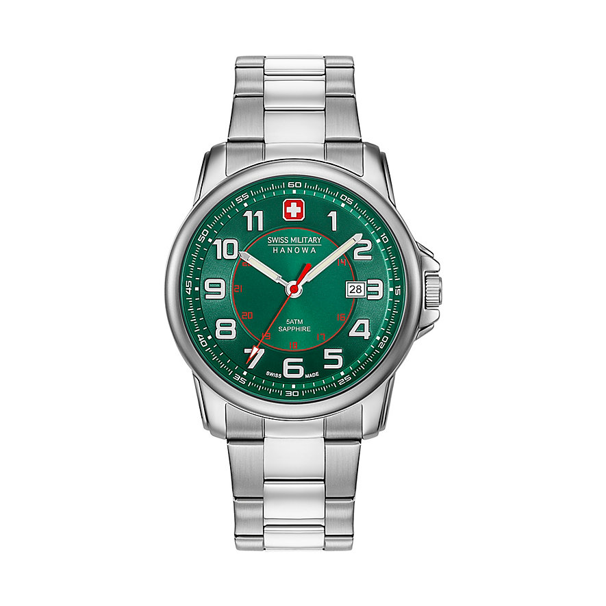 Swiss Military Hanowa Herrenuhr Swiss Grenadier 06-5330.04.006