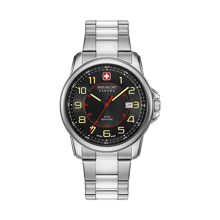 Swiss Military Hanowa Herrenuhr Swiss Grenadier 06-5330.04.007