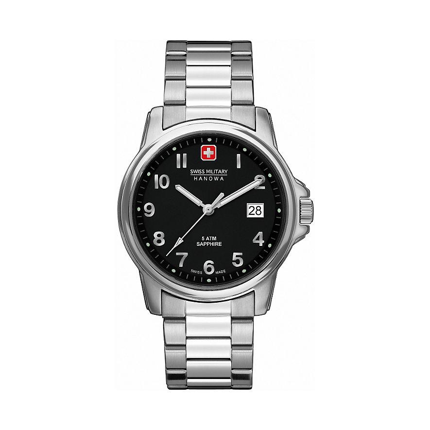 Swiss Military Hanowa Soldier Herrenuhr 6-5231.04.007