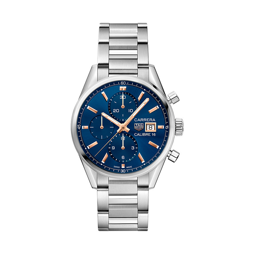 TAG Heuer Chronograph Carrera Calibre 16