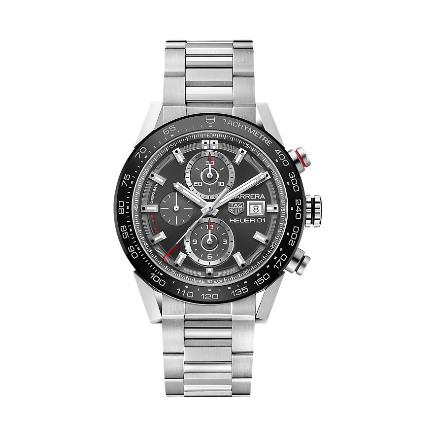 TAG Heuer Chronograph Carrera CAR201W.BA0714