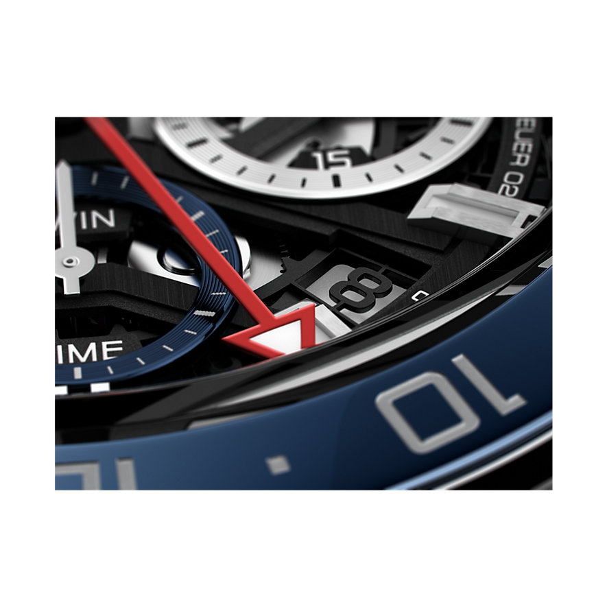 TAG Heuer Chronograph Carrera Chronograph CBG2A1Z.BA0658