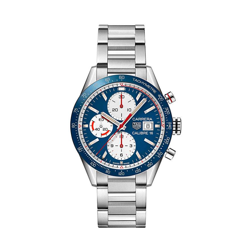 TAG Heuer Chronograph Carrera CV201AR.BA0715