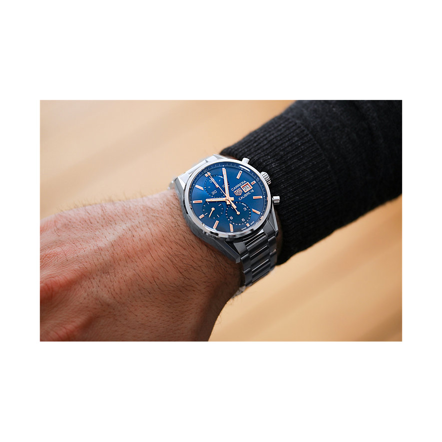 Tag Heuer Chronograph CBK2115.BA0715