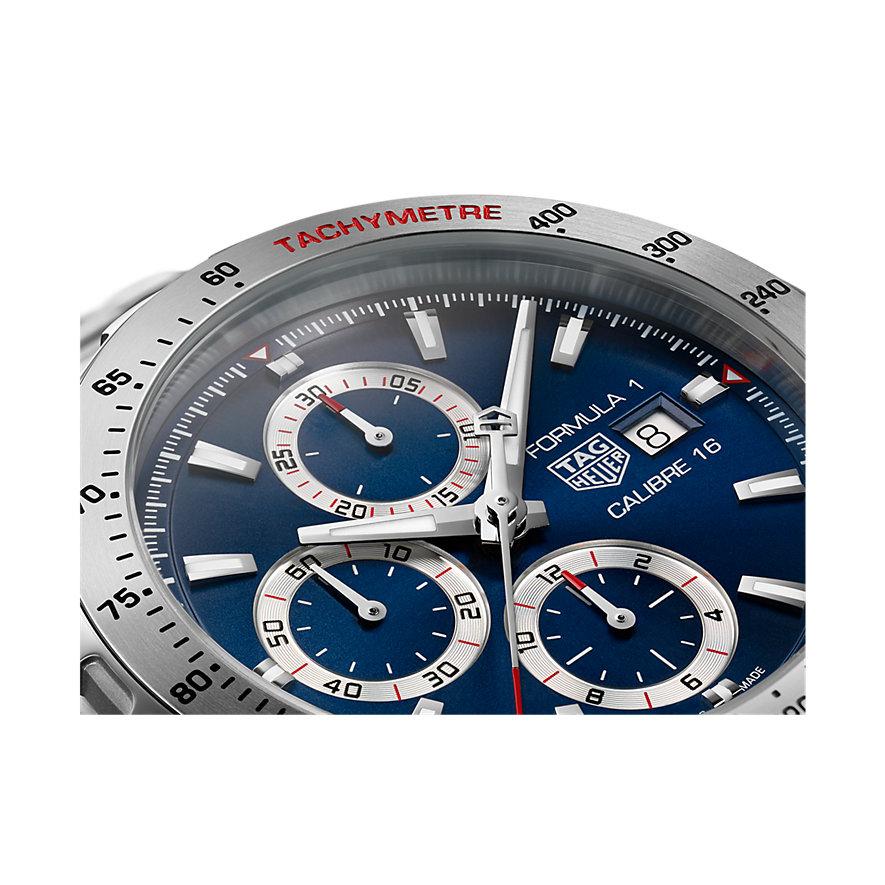 TAG Heuer Chronograph Formula 1 Chronograph CAZ2015.BA0876