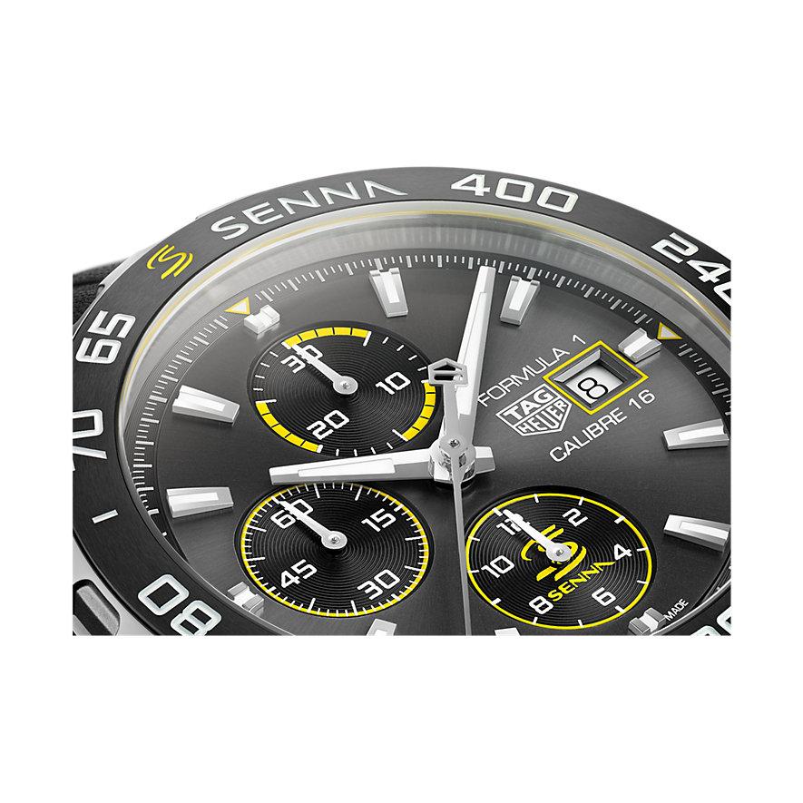 TAG Heuer Chronograph Formula X Senna Special Edition CAZ201B.FC6487