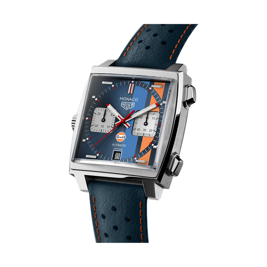 TAG Heuer Chronograph Monaco CAW211R.FC6401