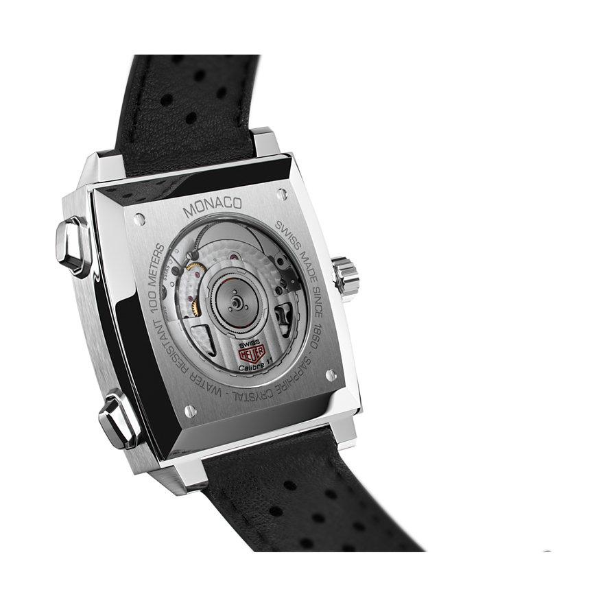 TAG Heuer Chronograph Monaco Chronograph CAW211P.FC6356