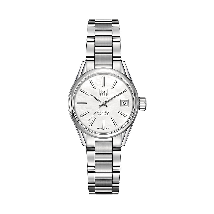 TAG Heuer Damenuhr Carrera WAR2411.BA0776
