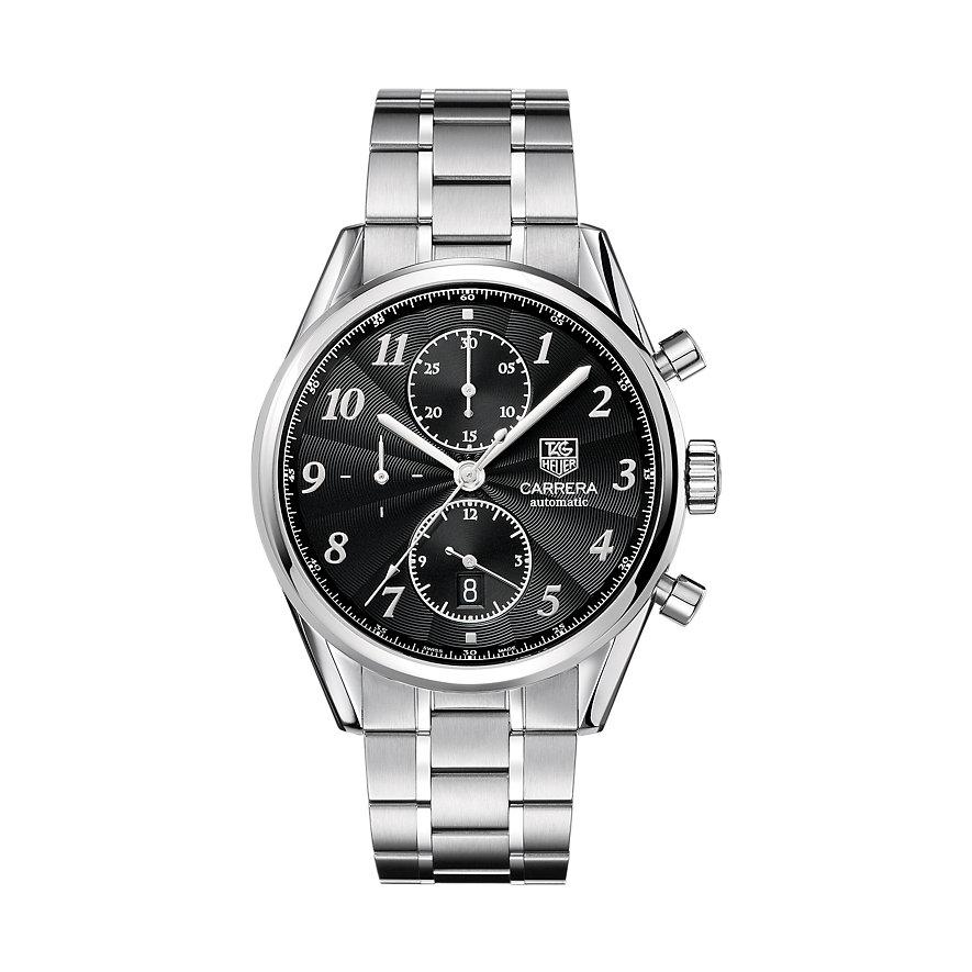 TAG Heuer Herrenchronograph Carrera Heritage CAS2110.BA0730