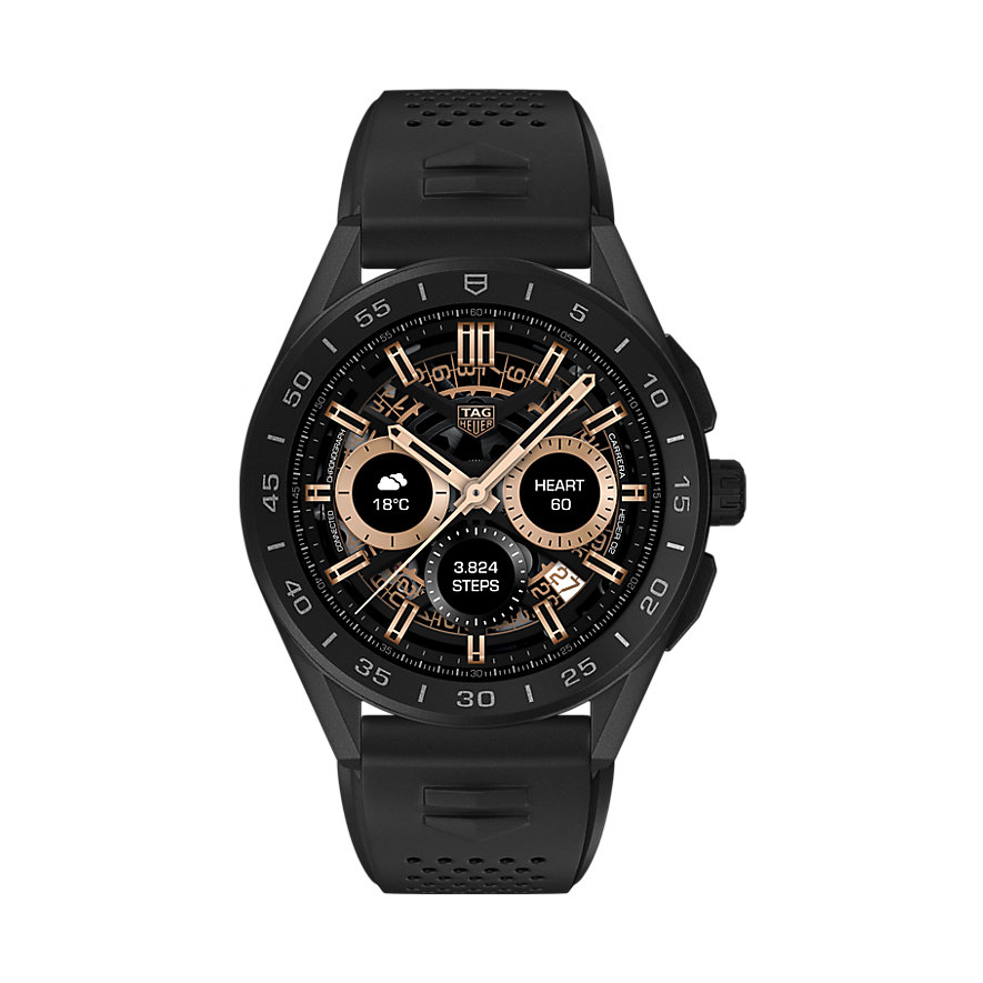 TAG Heuer Uhr Connected SBG8A80.BT6221