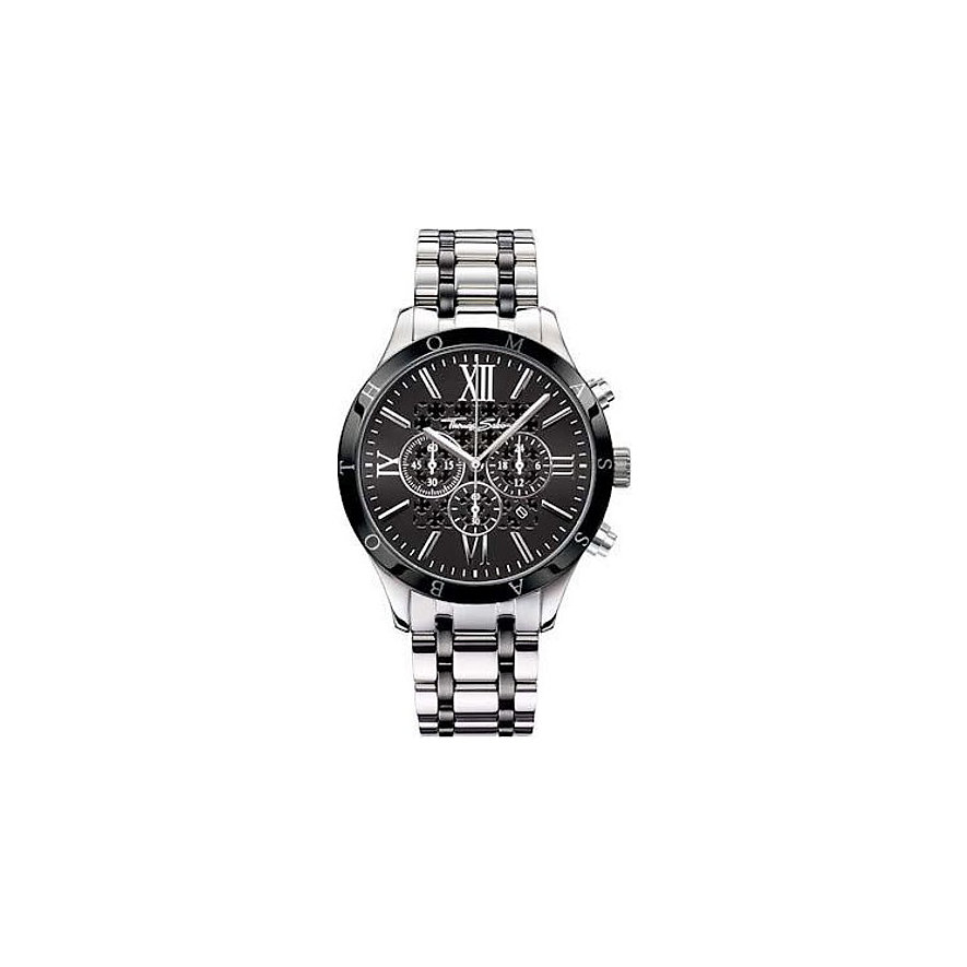 Thomas Sabo Chronograph WA0139-222-203 Rebel at heart