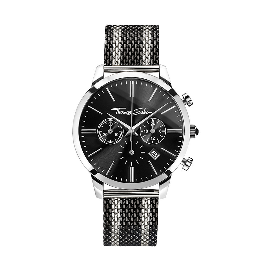 Thomas Sabo Chronograph WA0284-280-203-42 mm