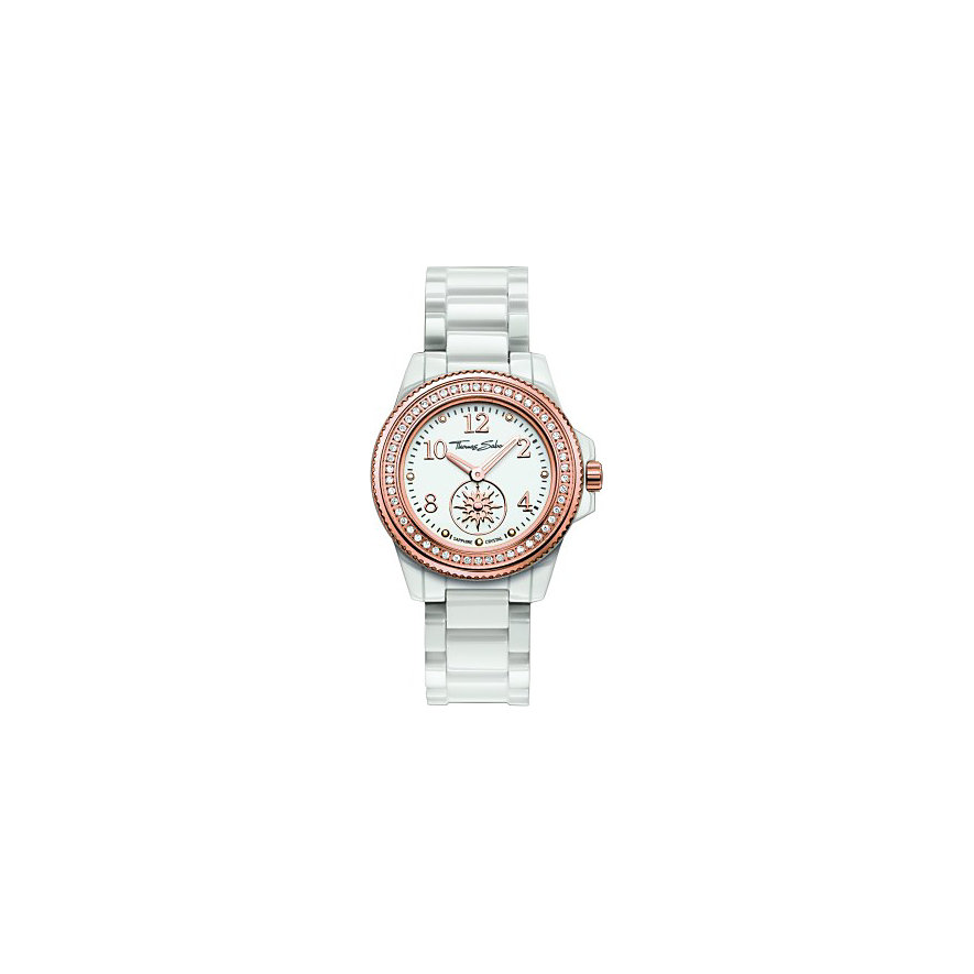 Thomas Sabo Damenuhr WA0171-206-202-33 MM