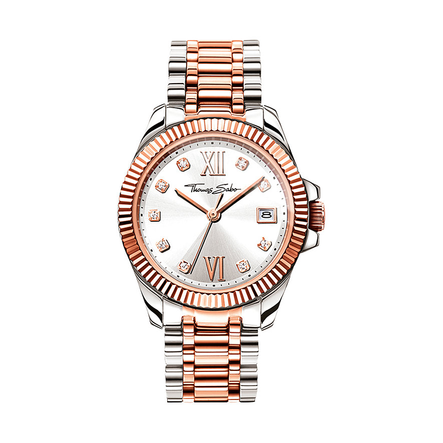Thomas Sabo Damenuhr WA0219-272-201-33 mm