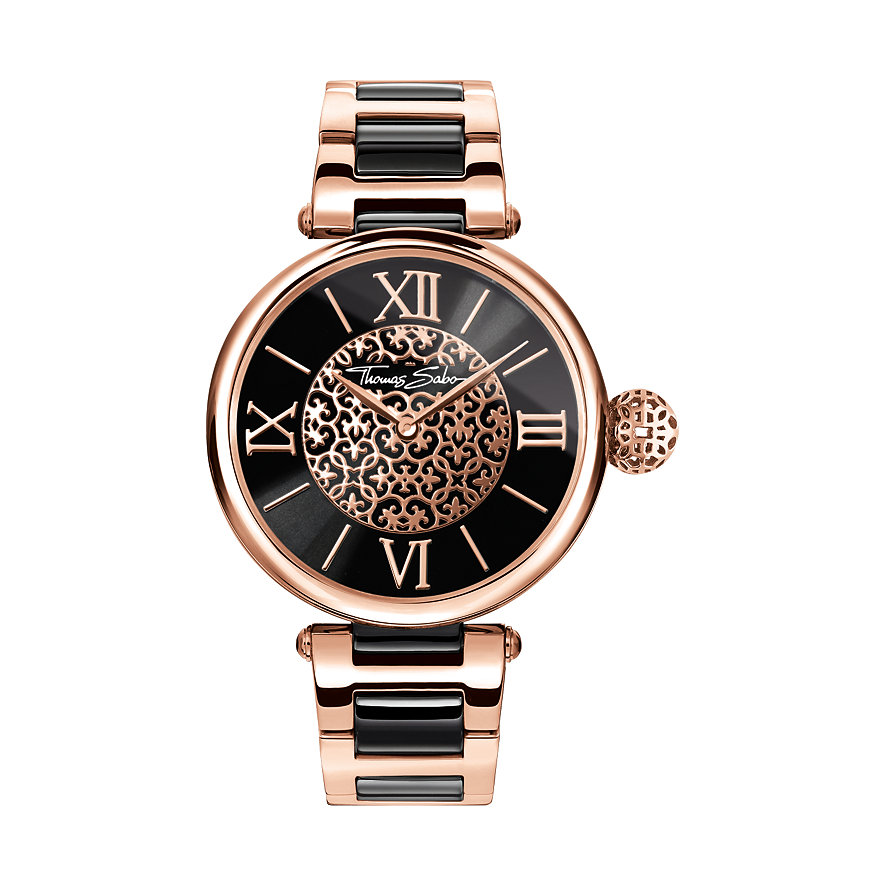 Thomas Sabo Damenuhr WA0280-268-203-38 mm