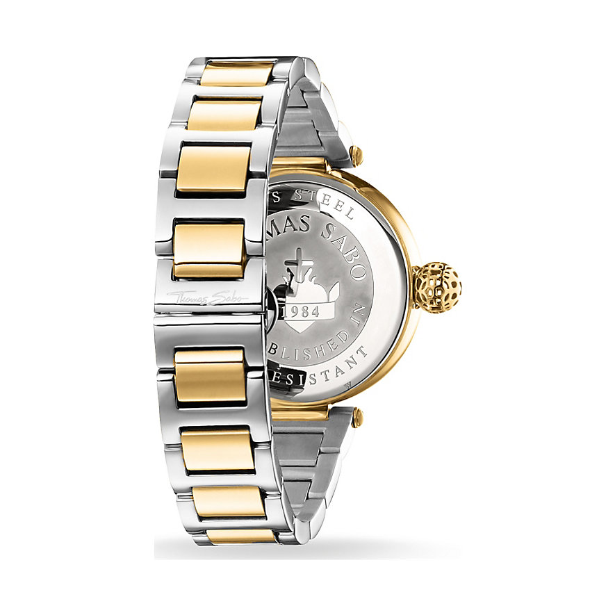 Thomas Sabo Damenuhr WA0299-291-202-38 mm