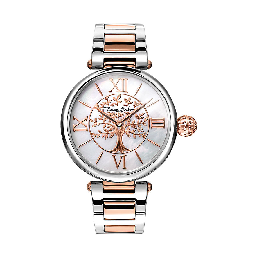 Thomas Sabo Damenuhr WA0315-272-213-38 mm