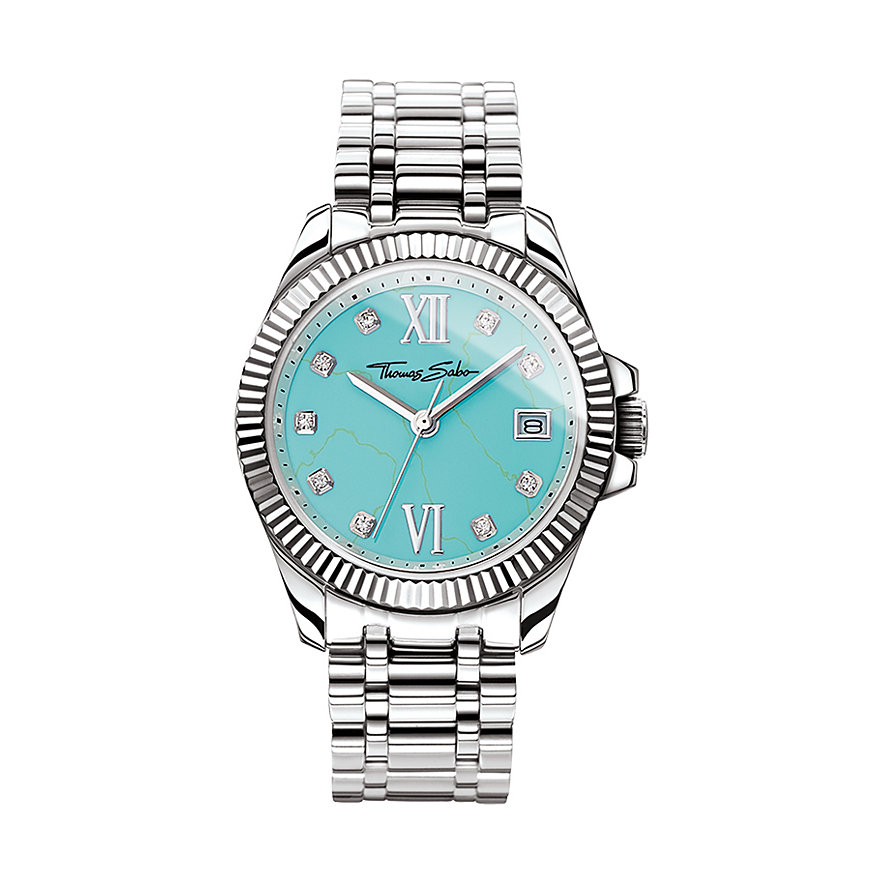 Thomas Sabo Damenuhr WA0317-201-215-33 mm