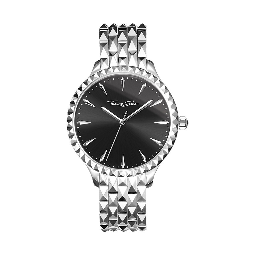 Thomas Sabo Damenuhr WA0319-201-203-38 mm