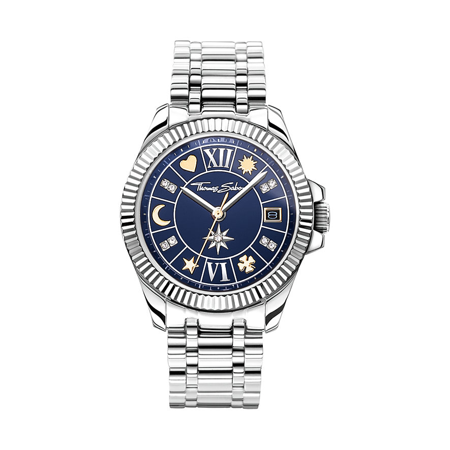 Thomas Sabo Damenuhr WA0354-201-209-33 mm
