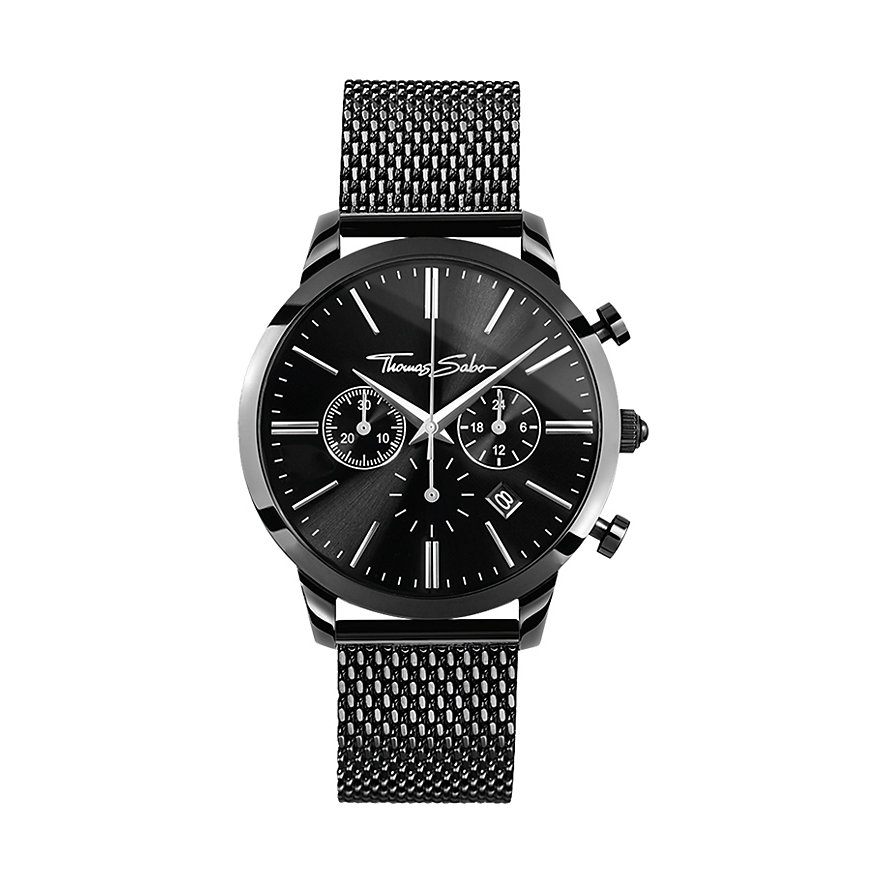 Thomas Sabo Herrenuhr WA0291-287-203-42 mm
